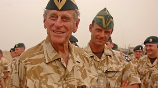 Prince Philip: A timeline of royal duty