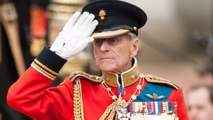 Prince Philip is bowing out from official royal duties.