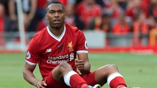 Sturridge has struggled with injuries in recent times with Liverpool.