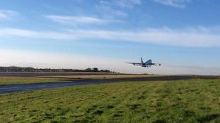 A380 final flight