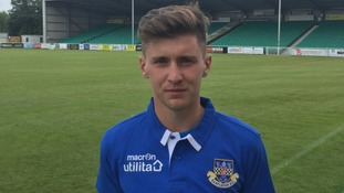 Jersey captain Miley joins National League Eastleigh