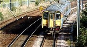Overhead lines cause rail delays