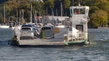 It is hoped the ferry will re-open later in the day