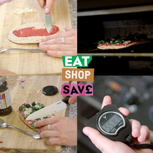 Pitta Pizzas - Eat, Shop, Save