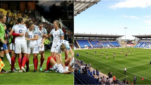 England Women will face their Kazakhstan counterparts in November.