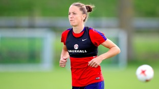 Local girl Casey Stoney looking forward to returning to Essex.