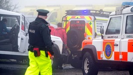 Army cadets rescued from Mourne Mountains