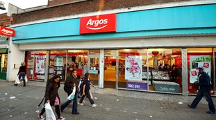 Transfer of workers to Northamptonshire sparks three-week Argos strike