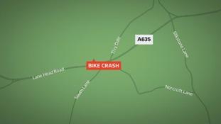 Boy, 16, dies in motorbike collision