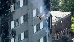 It is suspected that ACM panels on the outside of Grenfell Tower fuelled the spread of the fatal blaze.