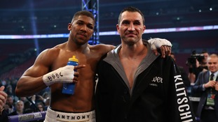 Klitschko's final fight was a defeat to Britain's Joshua.