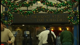 Great Ormond Street Hospital.