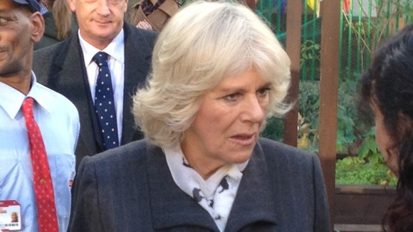 Duchess of Cornwall.