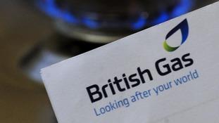 A British Gas bill.