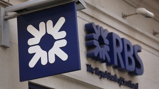 Taxpayer owned RBS has posted a £939m profit.