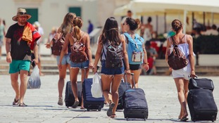 Many holidaymakers admitted relying on the assumption that everyone will speak English.