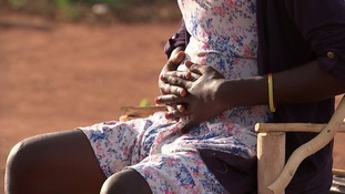 Sixteen-year-old Grace is pregnant after being raped by men who pretended to help her.