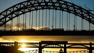 43 per cent of people admitted they've never visited Newcastle