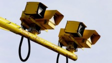 A study by Highways England shows speed cameras could be key to slowing down traffic