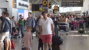 Stansted wants to lift its cap on passenger numbers to 44 million.