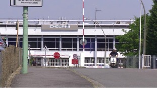 Delphi Diesel Systems in Sudbury.