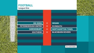 The opening fixtures in League One