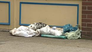 What do you think of Newmarket mayor's comments on rough sleepers?
