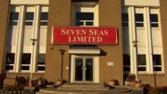 Seven Seas factory, Hull.