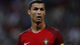 Under-fire Cristiano Ronaldo tells Spanish press he'd 'like to go back to England' as tax probe continues