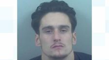 Jamie Burchell-Reeves jailed