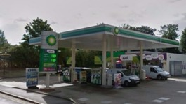 Man killed in shooting at petrol station
