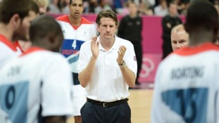 Team GB men's  Basketball team