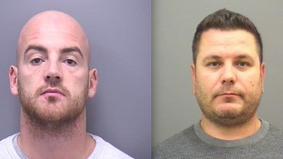 Police search for four men wanted for drug offences