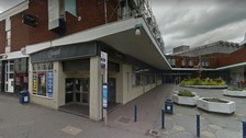 West Midlands Police confirmed they are investigating after the incident at Chicago's in Rye Market.