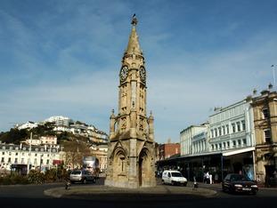 Torquay town centre