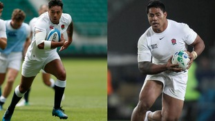 Tuilagi and Solomona sent home from England training camp on grounds of 'team culture issues'