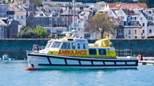 Marine Ambulance, Flying Christine.