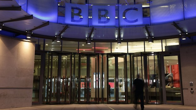 BBC Broadcasting House in central London