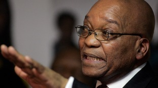 South African MPs will hold secret vote in no-confidence motion in President Jacob Zuma