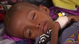 Somaliland is on the brink of starvation.