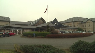 Nobles Hospital in Douglas