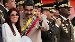 President Nicolas Maduro has consolidated his power and cracked down on opponents.