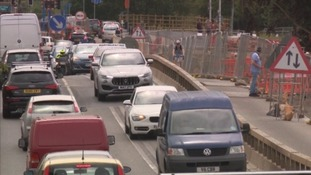 Businesses in Exeter have made a desperate plea to Devon County Council to help ease gridlock in the city.