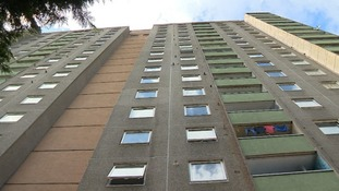 Residents of high rise buildings urged to book free fire safety check.
