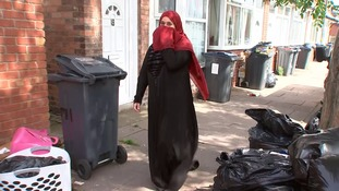 Residents have complained of the chronic stink in front of their homes.