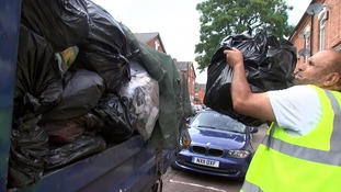 Volunteers have taken action into their own hands to clear the rubbish.