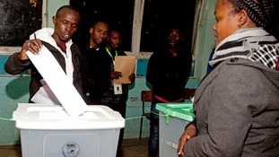 Kenya votes to elect next president amid fears of violence
