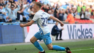 Leicester complete move for Coventry youngster Thomas