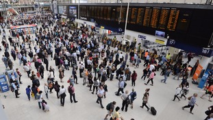 Points failure means more disruption at London Waterloo