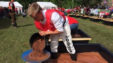 The World Goldpanning Championships take place in Moffat this week